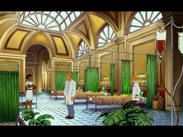Broken Sword 1: The Shadow of the Templars / Сломанный Меч 1