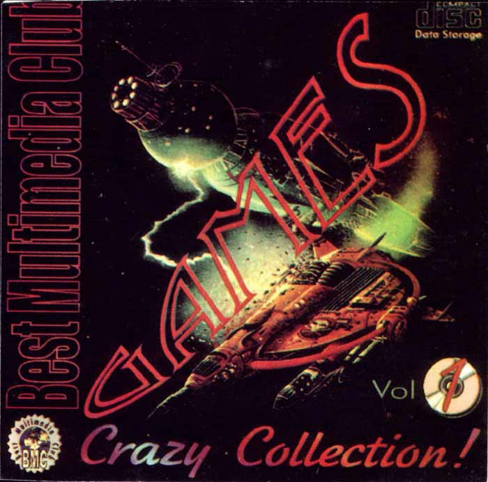 Best Multimedia Club: CRAZY COLLECTION! vol  1