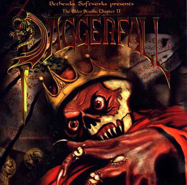 Elder Scrolls 2, The: Daggerfall