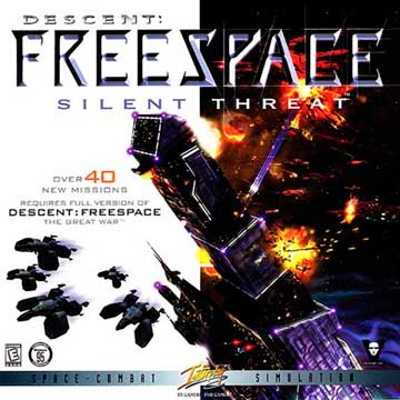 Descent: Freespace - Silent Threat Expansion