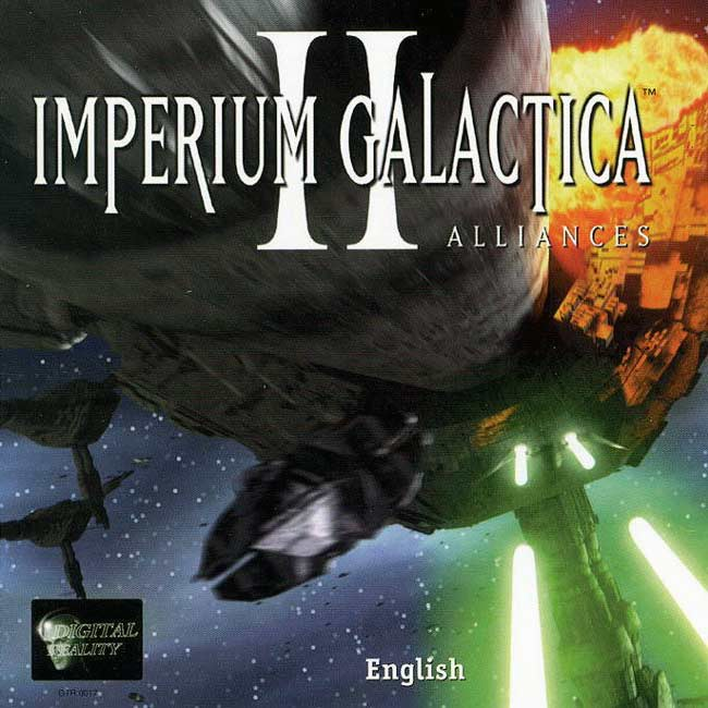 Imperium Galactica 2: Alliances / Галактическая Империя 2: Альянсы