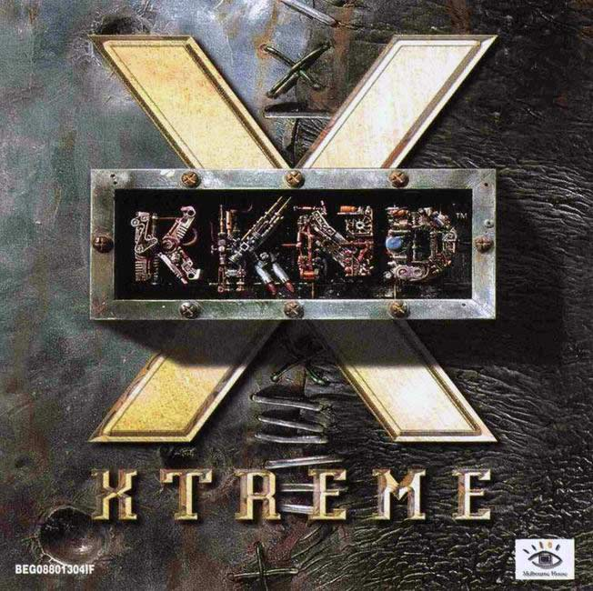 Krush, Kill & Destroy Xtreme (KKnD Xtreme)