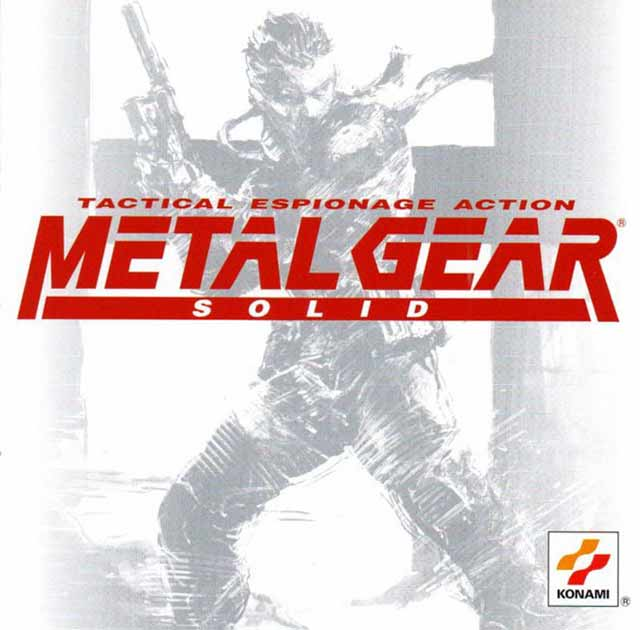 Metal Gear Solid PC + VR Missions