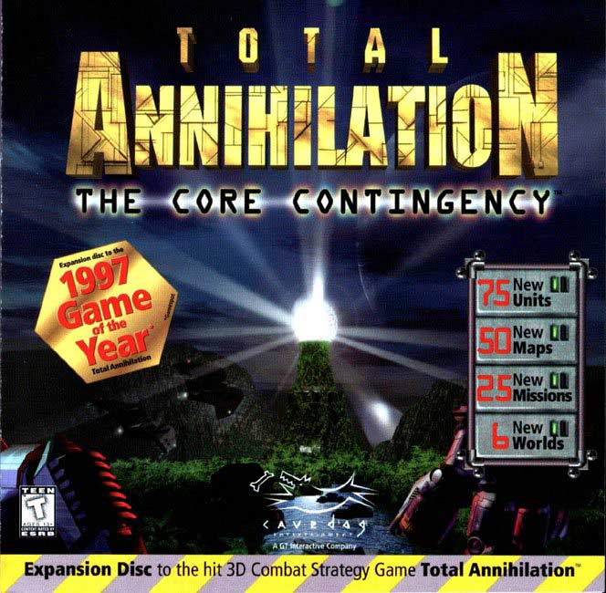 Total Annihilation + The Core Contingency, Addon