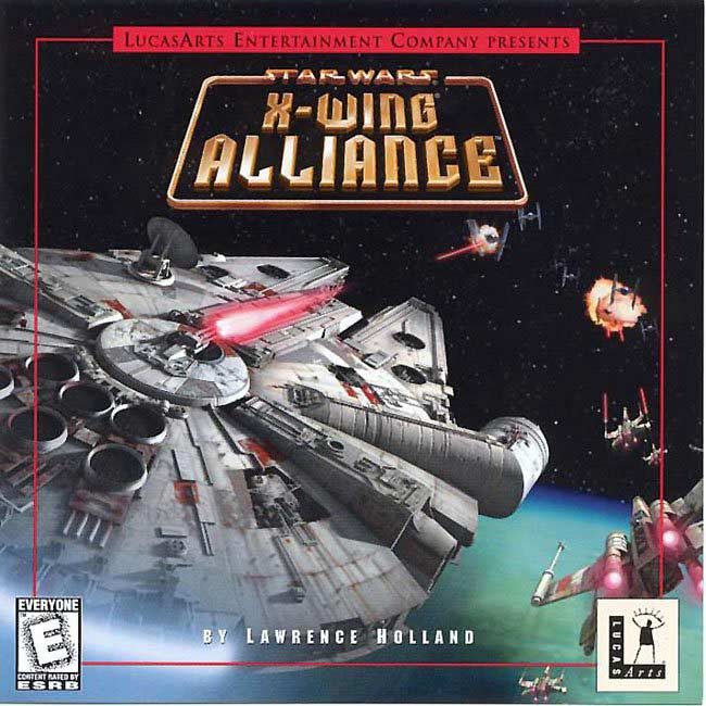 Star Wars: X-Wing Alliance Final Box Version 2.02a